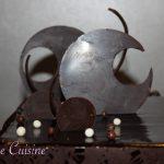 Entremet au chocolat